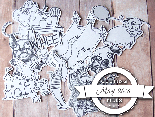 May 2018 Free Cutting Files