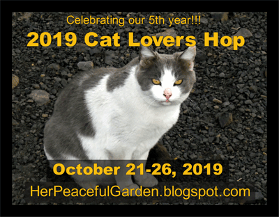 Cat Lover's Blog Hop