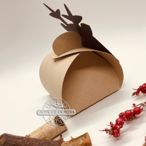 Holiday Favor Boxes