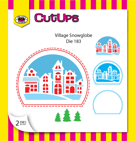 Village Snowglobe