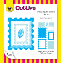 Rectangle Stamp Duo