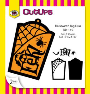 Halloween Tag Duo