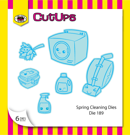 Spring Cleaning Die