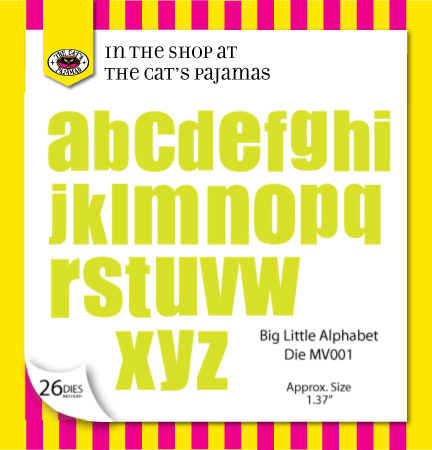 Big, Little Alphabet