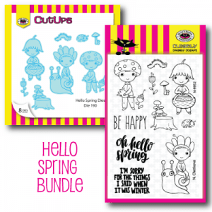 Hello Spring Bundle
