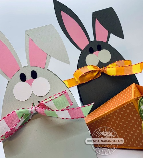 Bunny and Carrot Treat Box Cutables