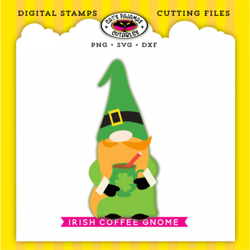 Irish Coffee Gnome