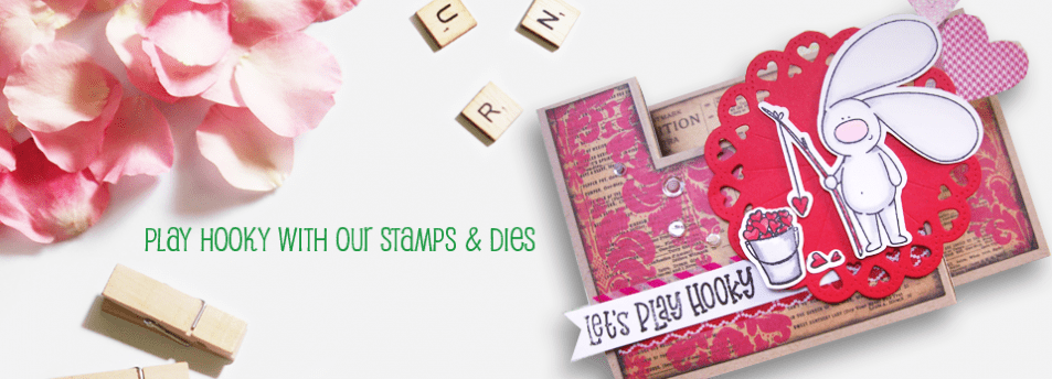 PLAY HOOKY WITH OUR STAMPS AND DIES