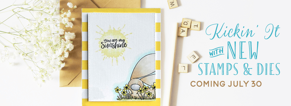 SUNSHINEY STAMPS AND DIES