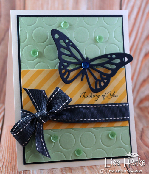 Lisa TCPTues-color combo butterfly