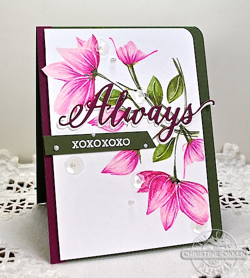 TCP Always Floral CO 0416