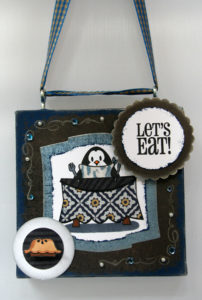 Let's Eat! Wall Hanging