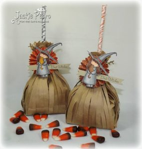 Best Witches Broom Candy Sack